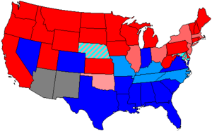 United States House of Representatives elections, 1908 - Image: 61 us house membership