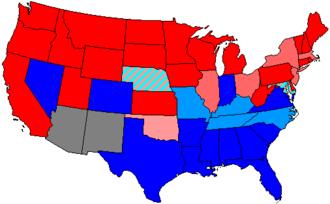 United States House of Representatives elections, 1908 - Image: 61 us house membership