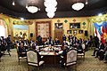 6th Summit of Cooperation Council of Turkic Speaking States kicks off in Cholpon-Ata 14.jpg