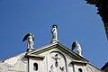7081 - Venezia - Scola di san Fantin - Alessandro Vittoria, Madonna e angeli (1584) - Foto Giovanni Dall'Orto, 12-Aug-2007.jpg