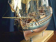 bateau 74 canons