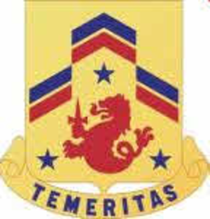 82nd Cavalry Regiment - Image: 82nd Cavalry Regiment Distinctive Unit Insignia