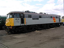 British Rail Class 85 - Wikipedia, the free encyclopedia