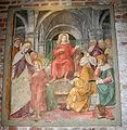 9700 - Milano - S. Ambrogio - Tesoro - Scuola del Bergognone, Gesù fra i Dottori - Foto Giovanni Dall'Orto 25-Apr-2007.jpg