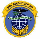 9th Reconnaissance Technical Squadron Emblem 9 Sq
