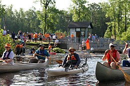 9th Paddle for the Border on Dismal Swamp Canal.jpg