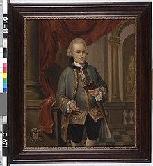 Juliaan van Groenewegen (1739-1773)