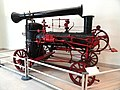 A. Gaar & Co. portable steam engine - Indiana State Museum - DSC00377.JPG