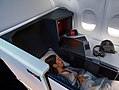 A350- Interior - Delta One suite (36519866263).jpg