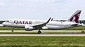 A7-LAG A320 Qatar (Air Italy - Meridiana) DME UUDD (28885942848).jpg