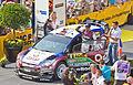 ADAC Rallye Deutschland 2013 - Fahrerpräsentation auf dem Roncalliplatz-4692.jpg