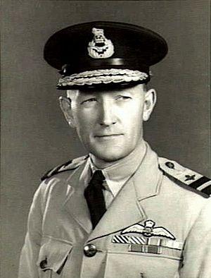 Southern Area Command (RAAF) - Image: AIRCDRE Henry Wrigley 1940 (AWM 000885)