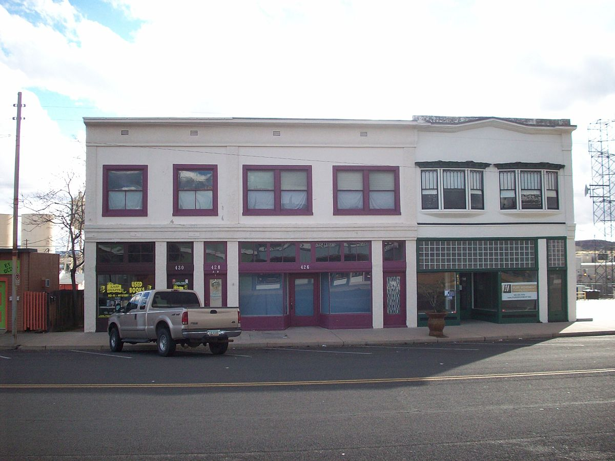 armour and jacobson building