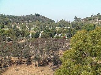 American Jewish University - Image: AJU Scenic View 2