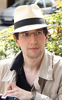 Alexander Tuschinski German film producer, writer and director