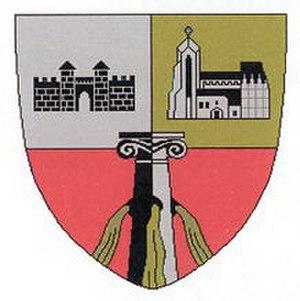 Bad Deutsch-Altenburg - Image: AUT Bad Deutsch Altenburg COA