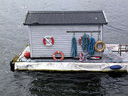 A Shed by the Water