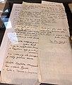 A manuscript of a poem by Tin Ujević in Serbian Cyrillic alphabet.jpg