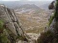 A narrow section near the summit of Rhinog Fawr - geograph.org.uk - 1337140.jpg