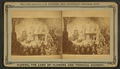 A picture of the first mass said in St. Augustine, Florida, from Robert N. Dennis collection of stereoscopic views.png