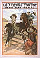 A play of the golden west, An Arizona cowboy in Big Tent Theatre LCCN2014636764.jpg