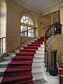 Abbaye de Penthemont escalier.JPG