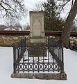 Abraham Pihl på Vang kirkegård.jpg