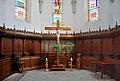 Abside de l'église Saint-Nicolas à Meroux.jpg