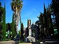 Acceso principal al Panteón de Los Angeles - panoramio.jpg