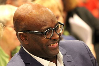 Achille Mbembe Cameroonian political scientist
