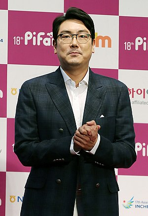 Cho Jin-woong - Cho Jin-woong at the PiFan in Bucheon on July 17, 2014