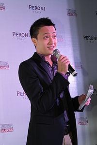 Actor Luong Manh Hai at Flow (HCMC).jpg