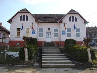 Adămuș Commune in Mureș, Romania