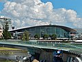 Adelaide Convention Centre and new foot bridge.jpg
