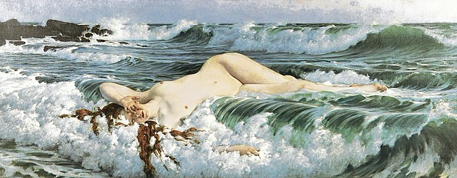 Adolph Hirémy-Hirschl - The Birth of Venus.jpg