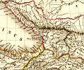Adrien-Hubert Brué. Asie-Mineure, Armenie, Syrie, Mesopotamie, Caucase. 1822 (BE).jpg