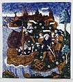 Aeneas Builds a Fleet Near Antandrus, at the Foot of Mount Ida (Aeneid, Book III) MET ES769.jpg