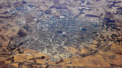 Aerial view of Sidi Bel Abbès
