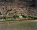 Aerial view of Southend seafront, Chalkwell station westwards - geograph.org.uk - 1724994.jpg