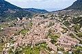 Aerial view of Valldemossa - village in Mallorca, Spain (48001696993).jpg