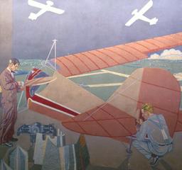 Winold Reiss Industrial Murals Wikipedia