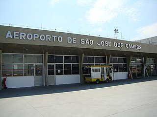 São José dos Campos Airport airport serving São José dos Campos, Brazil