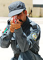 Afghan National Police Recruits Gain Arms Handling Skills (4811303563).jpg