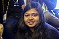 Afifa Afrin, Bengali Wikimedians Meetup at Wikimania Cape Town 2018 (01).jpg