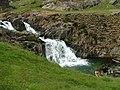 Afon Cwm Llan summer levels - geograph.org.uk - 534709.jpg