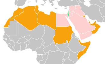 Africa-Middle East Conflict