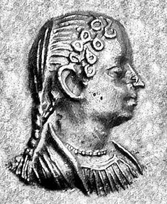 Agathokleia - Portrait of Agathokleia