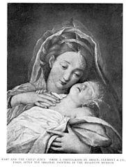 Maria and Child