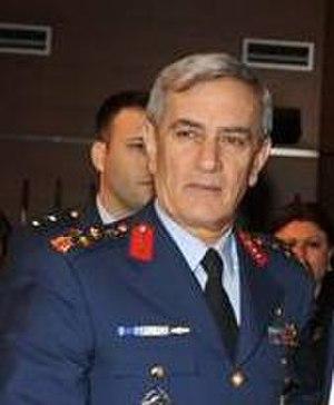Akın Öztürk - General Akın Öztürk, TAF 30th Commander of the Turkish Air Force