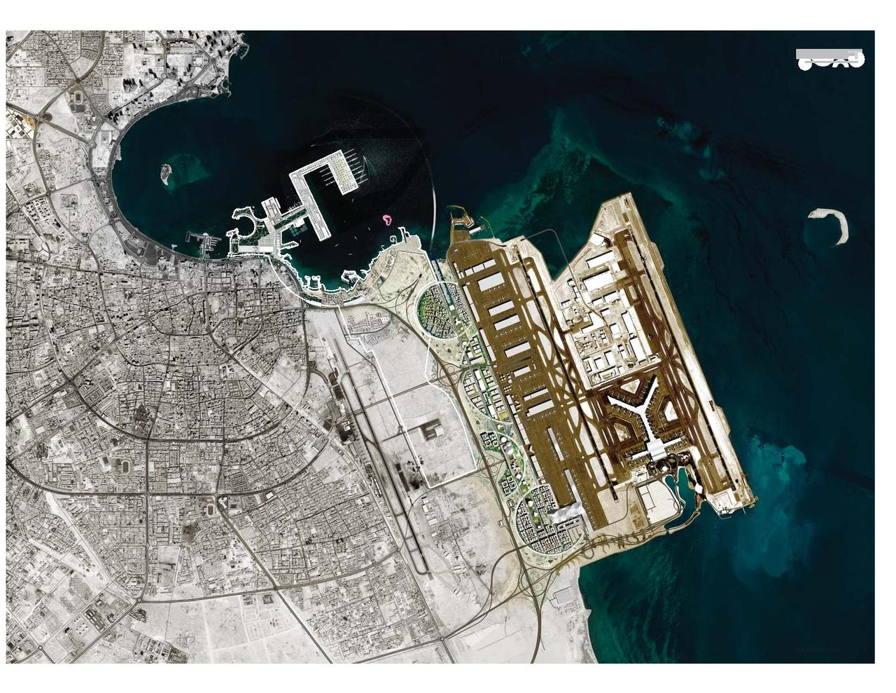 File airport city doha qatar master plan june 2013 pdf - Planning and design of airports pdf ...